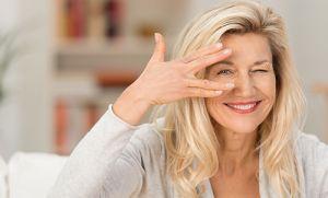 Augenlaser-Behandlung verwendete Technologie